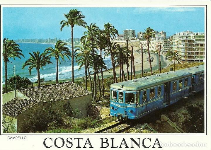 Postales: 18 postales variadas de ferrocarriles , locomotoras , estaciones , - Foto 8 - 219913526