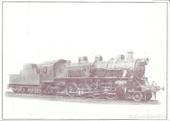 Postales: 18 postales variadas de ferrocarriles , locomotoras , estaciones , - Foto 9 - 219913526