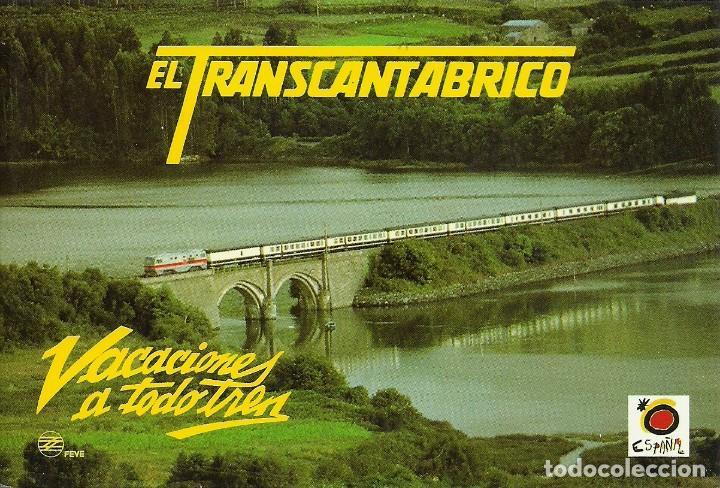 Postales: 18 postales variadas de ferrocarriles , locomotoras , estaciones , - Foto 12 - 219913526
