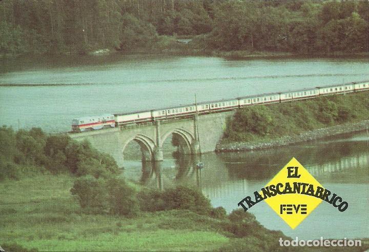 Postales: 18 postales variadas de ferrocarriles , locomotoras , estaciones , - Foto 13 - 219913526
