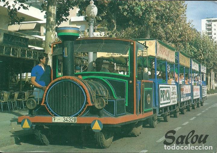 Postales: 18 postales variadas de ferrocarriles , locomotoras , estaciones , - Foto 14 - 219913526