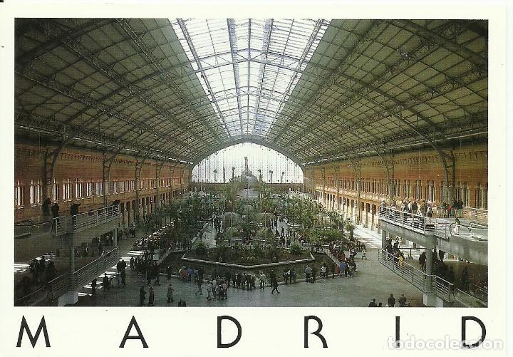 Postales: 18 postales variadas de ferrocarriles , locomotoras , estaciones , - Foto 15 - 219913526