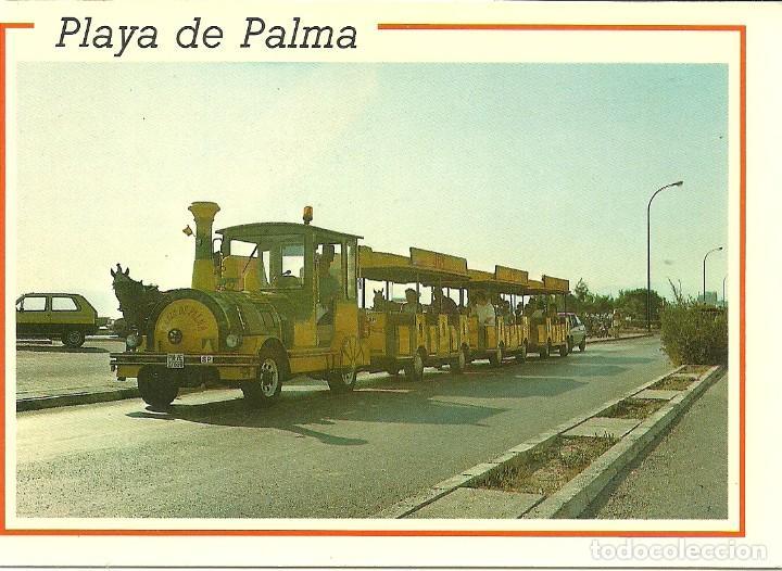Postales: 18 postales variadas de ferrocarriles , locomotoras , estaciones , - Foto 16 - 219913526