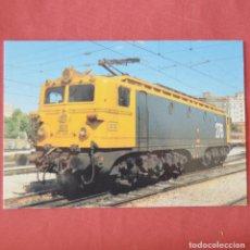 Cartoline: LOCOMOTORA - 276 -126 0 - EX 8626 - RESERVA DE ZARAGOZA - EL PORTILLO. Lote 220530811