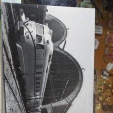 Postales: TREN DIESEL TAF 1952 CONSTRUCTOR FIAT. Lote 221123508
