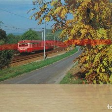 Postales: POSTAL FERROCARRIL FRANCIA REYNES AUTORAIL 4500. Lote 222092848