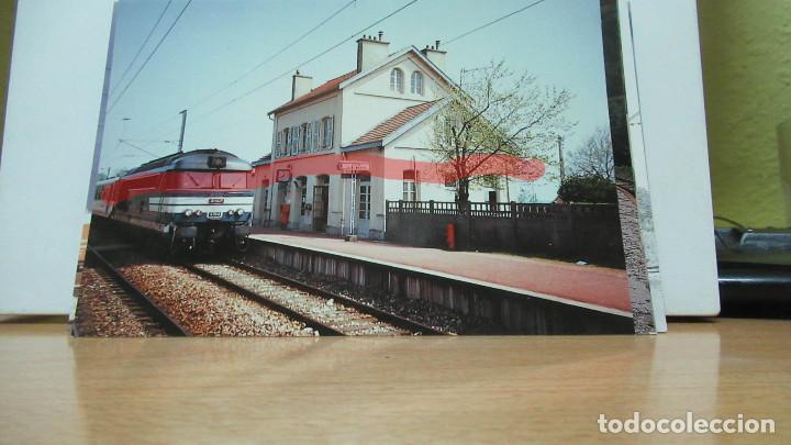 + POSTAL FERROCARRIL FRANCIA BELIY SAINT MARTIN (Postales - Postales Temáticas - Trenes y Tranvías)