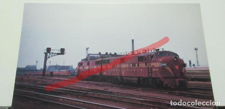 POSTAL FERROCARRIL ESTADOS UNIDOS. PENNSYLVANIA RAILROAD (Postales - Postales Temáticas - Trenes y Tranvías)
