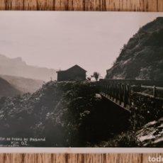 Postales: ESTACION DE FERRO DO PARANA - ESTACION DE FERROCARRIL. Lote 222266393