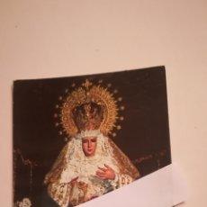 Postales: ANTIGUA POSTAL, NUESTRA SEÑORA DE LA ESPERANZA CÁDIZ, SEMANA SANTA. Lote 222612845