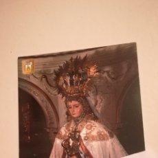 Postales: ANTIGUA POSTAL, NUESTRA SEÑORA DEL ROSARIO, PATRONA DE CÁDIZ. Lote 222613230