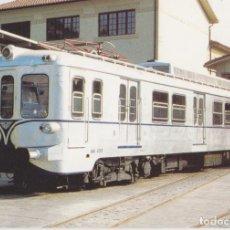 Postales: F.C.BILBAO PORTUGALETE. SERIE 400 DE RENFE - EUROFERS Nº844 - S/C. Lote 222831532