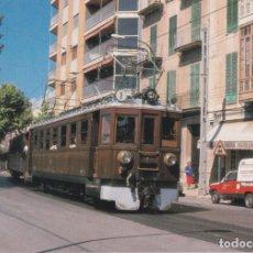 Postales: FERROCARRIL DE PALMA DE MALLORCA A SOLLER - 1989 - EUROFERS Nº453 - S/C. Lote 222832781