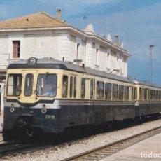Postales: FERROCARRILES MALLORCA, FERROSTAL S.2000 INCA 1989 - EUROFERS Nº515 - S/C. Lote 222832995