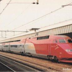 Postales: TGV-THALYS, EST.ROTERDAM HOLANDA, 1997 - EUROFERS Nº596 - S/C. Lote 222833335