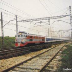Postales: TREN TALGO PENDULAR, MADRID-CARTAGENA-MURCIA, 1998 - EUROFERS Nº603 - S/C. Lote 222833595