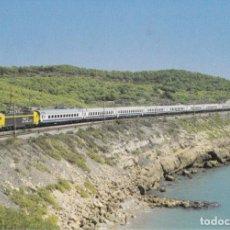 Postales: TREN DIURNO, BARCELONA-BILBAO-SALAMANCA, 1997 - EUROFERS Nº622 - S/C. Lote 222833721