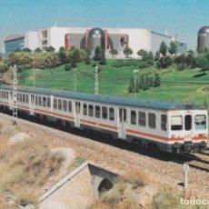 Postales: UNIDAD SERIE 440, CONSTRUIDA POR CAF, MADRID, 1997 - EUROFERS Nº692 - S/C. Lote 222840451