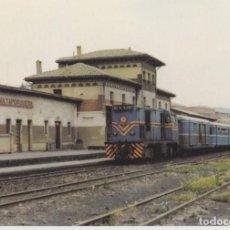 Postales: CORREO BILBAO-LEON, ESTACIÓN DE MATAPORQUERA, 1985 - EUROFERS Nº775 - S/C. Lote 222840540