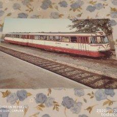 Postales: POSTAL RENFE, M15 FERROBUS (1984). Lote 227280565