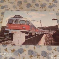 Postales: POSTAL RENFE, M11 TALGO III (1984). Lote 227280645
