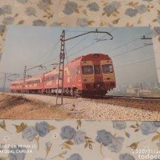 Postales: POSTAL RENFE, M8 ELECTROTREN SERIE 444 (1983). Lote 227280775