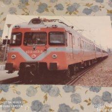 Postales: POSTAL RENFE, M16 ELECTROTREN S/432 (1984). Lote 227280850