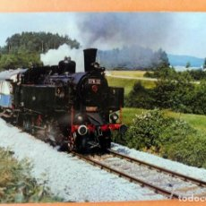 Postales: POSTAL - MAQUINA TREN - DER BAHNLADEN - 10204/78 - DAMPFLOKOMOTIVE, 378.32 (EX OBB 93-1332). Lote 228615065