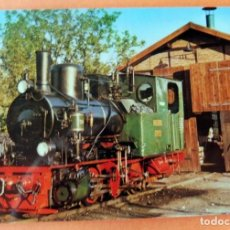 Postales: POSTAL - MAQUINA TREN - E28/79 - SCHMALSPUR-LOCOMOTIVE HELENE. Lote 228619278