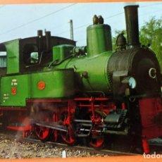 Postales: POSTAL - MAQUINA TREN - E150/79 - LOKOMOTIVE NR. 74 DER NEBENBAHN ZELL-TODTNAU. Lote 228619565