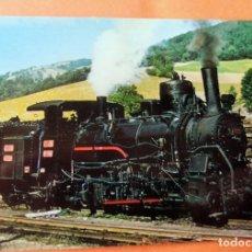 Postales: POSTAL - MAQUINA TREN - 1218/79 - JUYOSLAWISCHE EISENBAHNEN, SCHMALSPUR-ZAHNRAD-DAMPF. Lote 228621872