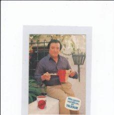 Postales: POSTAL PUBLICITARIA DE PINTURAS TITANLUX. HUMORISTA PACO GANDIA.AÑO 1986.. Lote 230407875