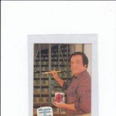 Postales: POSTAL PUBLICITARIA DE PINTURAS TITANLUX. HUMORISTA PACO GANDIA.AÑO 1986.. Lote 230408080
