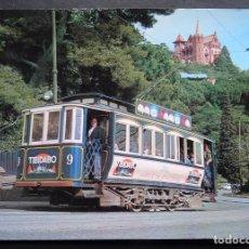 Postales: TRAMVIA BLAU DE BARCELONA SERIE 5-10 POSTAL Nº 36 SIN CIRCULAR DEL AÑO 1980. Lote 234297260