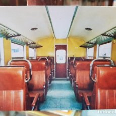 Postales: ANTIGUA POSTAL TRENES COLECCION RENFE SERIE TE 4. Lote 246491265