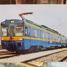 Postales: ANTIGUA POSTAL TRENES COLECCION RENFE SERIE TE 5. Lote 246491450