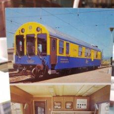 Postales: ANTIGUA POSTAL TRENES COLECCION RENFE SERIE MT 1. Lote 246491520