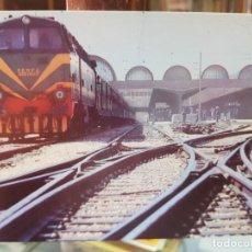 Postales: ANTIGUA POSTAL TRENES COLECCION RENFE SERIE TD 3. Lote 246491620