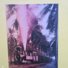 Postales: 1915 - GUATEMALA TREN DE CAÑA INGENIO PANTALEON GUATEMALA C.A. ESCRITA EN 1915. Lote 247294645