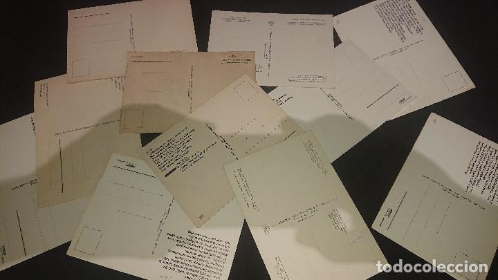 Postales: LOTE DE 24 POSTALES TEMA TENES Y TRANVIAS , PUEDE HABER REPETIDAS , LEER DESCRIPCION - Foto 4 - 254464035