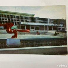 Postales: TARJETA POSTAL. NUEVA ESTACIÓN DE SALAMANCA. COLECCION RENFE. SERIE E-3. Lote 254976475