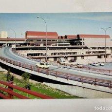 Postales: TARJETA POSTAL. ESTACIÓN TERMINAL DE VIAJEROS DE MADRID-CHAMARTIN. COLECCION RENFE. SERIE E-4. Lote 254981485