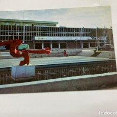 Postales: TARJETA POSTAL. NUEVA ESTACIÓN DE SALAMANCA. COLECCION RENFE.SERIE E-3. Lote 254987145