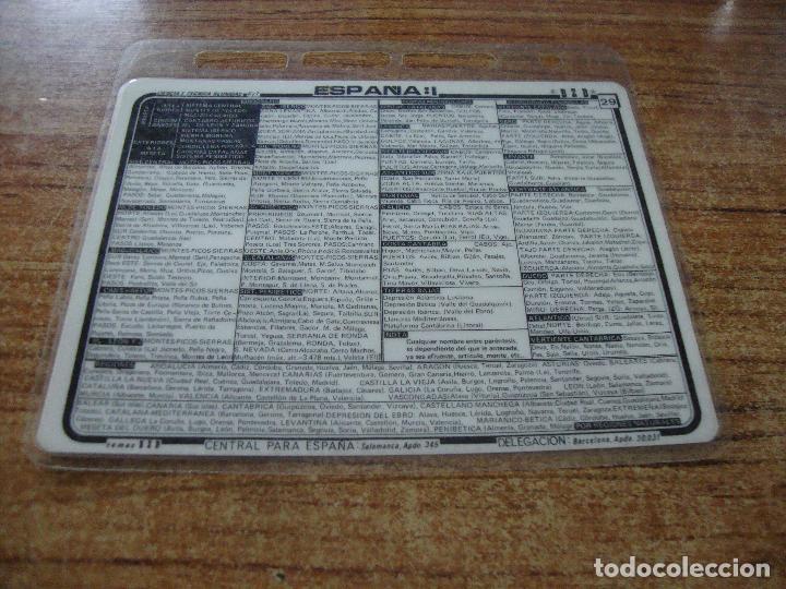 FICHA BZB ESPAÑA I (Postales - Postales Temáticas - Trenes y Tranvías)