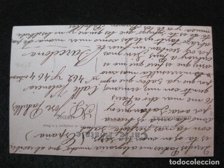 Postales: VILLEFRANCHE-ESTACION DEL FERROCARRIL-POSTAL ANTIGUA-(81.716) - Foto 4 - 269741963