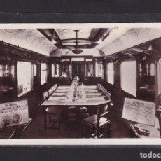 Postales: FORET DE COMPIEGNE - INTERIEUR DU WAGON DU MARÉCHAL FOCH 11 NOVEMBRE 1918. (FRANCIA). Lote 279516468