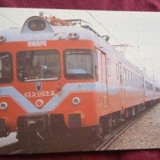 Postales: RENFE. POSTAL. ELECTROTREN. Lote 288645428