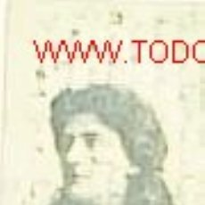 Postales: CURIOSA POSTAL DE 4,5 X 14 CM (CIRCULADA EL 17 DE JUNIO DE 1905 EN ZARAGOZA). Lote 3727968