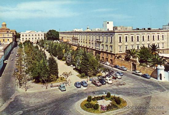 Armario San Fernando Cadiz ~ san fernando ( cádiz ) n u00ba 11105 cuartel de la m Comprar Postales de Andalucía en todocoleccion
