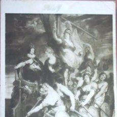 Postales: MAJORITE DE LOUIS XIII - PAR RUBENS. Lote 5753719